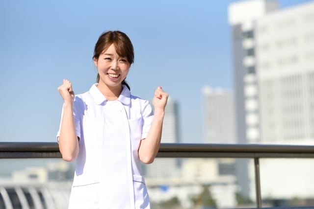 【失業後の転職】 看護師